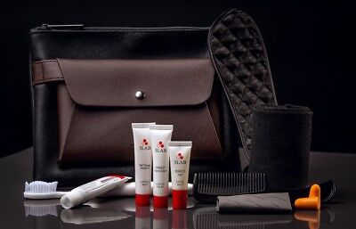 EVA Air Georg Jensen Royal Laurel Business Class Amenities Kit - 3lab - NEW