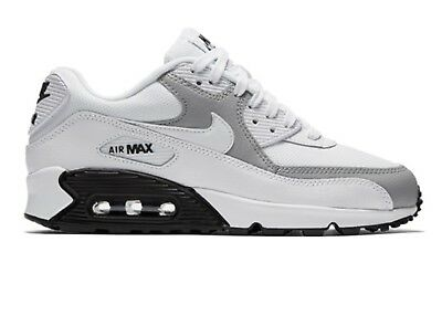 timeless design c1161 1c264 NIKE AIR MAX 90 TRAINER UK7.5 EU42 US10 325213-126 White