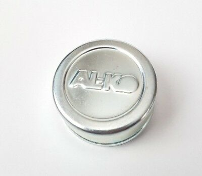 4x AL-KO Grease Dust Trailer Hub Cap - Genuine Alko Ø 55mm