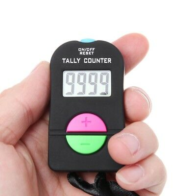 Perfect Tally Counter Pro Digital Tally Counter Electronic Manual Clicker New
