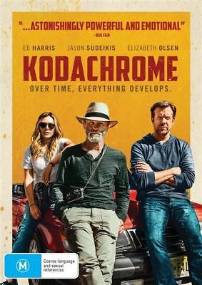 Kodachrome Dvd, New & Sealed, 2018 Release, Region 4, Free Post