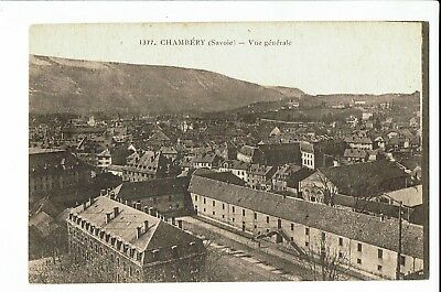 CPA - Carte postale - FRANCE - Chambery - Vue générale   S2122