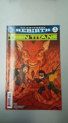 DC Comics: Rebirth Teen Titans #4 Variant (2017) Bagged and Boarded BN