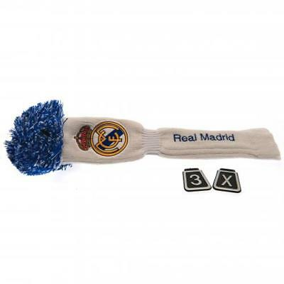 Real Madrid F.C. Headcover Pompom (Fairway)