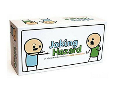 Joking Hazard Board Game Cards Playing Cards for Family Friend Party Colleague