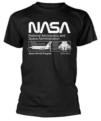 NASA 'Space Shuttle Program' T-Shirt - NEW & OFFICIAL!