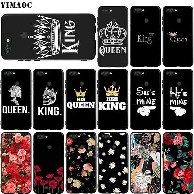 For Smart P20 Mate 10 Pro P10 P8 Huawei P9 Lite Cover Phone Case Silicone  N2429