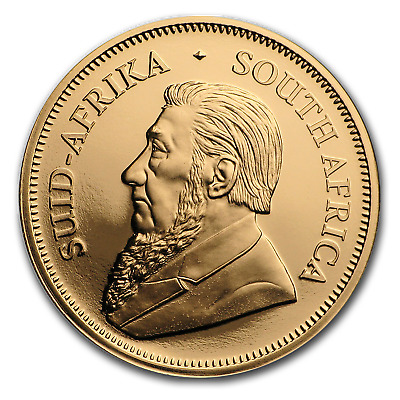 2018 South Africa 1/2 oz Proof Gold Krugerrand - SKU#152871