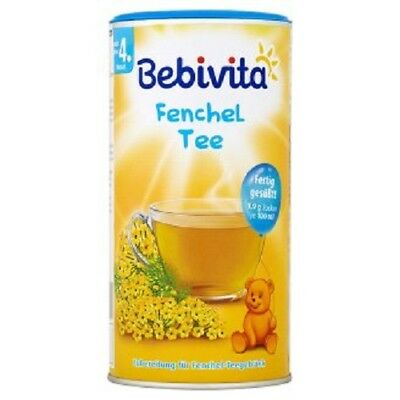 Bebivita Instant Fennel Tea for children 200g From 4 months
