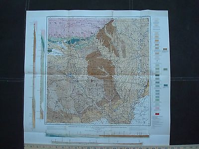 1905 PRELIMINARY GEOLOGIC Map of Northern Louisiana Southern ...