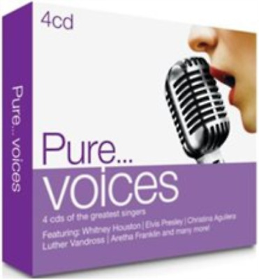 Various Artists-Pure... Voices (UK IMPORT) CD / Box Set NEW