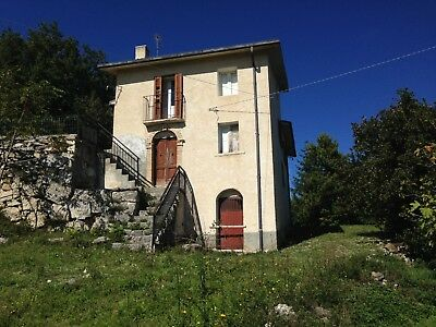 Detached House with land, in Italy, Abruzzo
