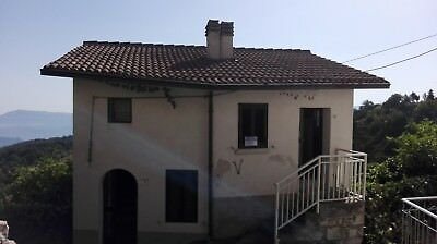 Detached House, Garden Views, in Abruzzo, Italy