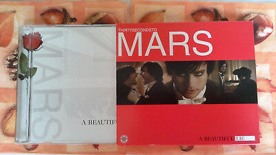 """Thirty 30 Seconds to Mars """"A Beautiful Lie"""" Limited Edition"""
