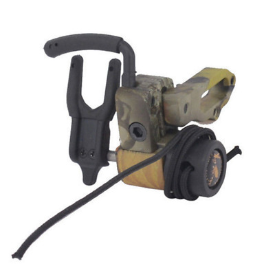 Alloy Tactical Hunting Archery Fall Drop Away Arrow Rest Set for Compound Bow CA