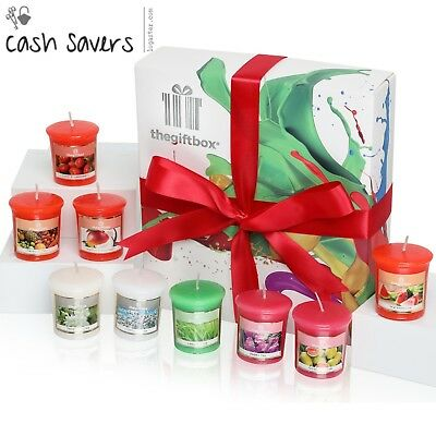 A Luxurious Scented Candle Gift Set by The Gift Box