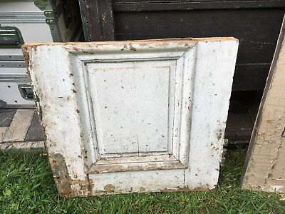 Vtg Architectural Salvage Wood Farm Door Rustic Cottage