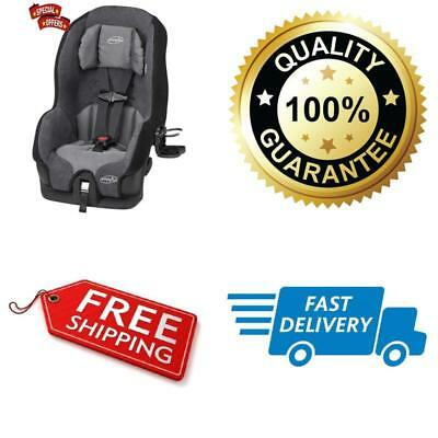 Evenflo Tribute LX Convertible Car Seat Saturn Polyester Only Ages 2