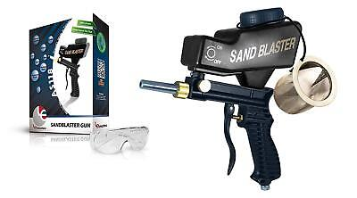DHL Ship LEMATEC Sandblaster Gun Speed Blaster With Tip Power Tools Spray Gun