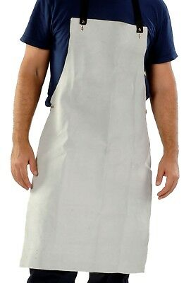 A2 Chrome leather welders Apron Chrome leather Welding Apron, Leather Apron