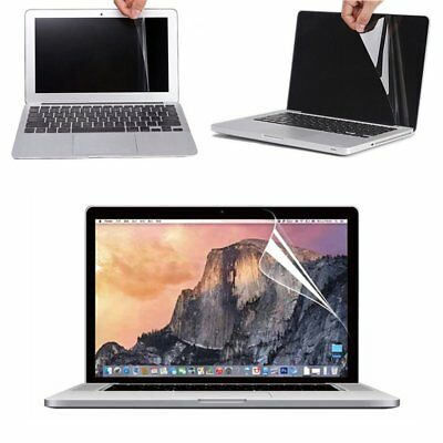 WiWU Clear HD LCD Screen Protector Film For Macbook Air Pro Retina Touch Bar