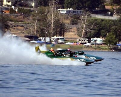 MISS BARDAHL UNLIMITED Hydroplane Framed Photo Hydro Picture Vintage