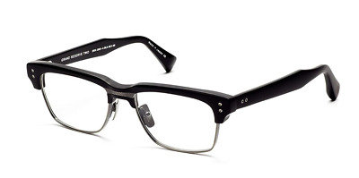 Authentic DITA GRAND RESERVE TWO DRX2061 Eyeglasses Black *NEW* 52mm