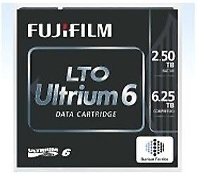 Fujifilm Lto6 - 2.5/ 6.25tb Data Cartridge 71024