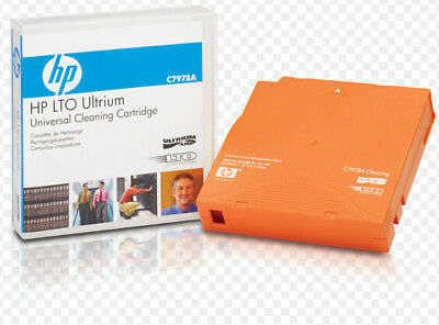 Hp Ultrium Universal Cleaning Cart C7978a