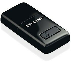 Tp-link Wireless-n Micro Usb Adapter, 300mbps, 3yr Tl-wn823n