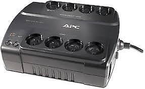 Apc Back-ups Es 700va 230v Apc Power Saving Back-ups Es 8 Outlet 700va 230v, Be7
