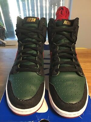 promo code a88ee 9bfa8 NIKE SB DUNK High Supreme RESN Size 13 What The Cosby Sol Diamond Supply  Tiff