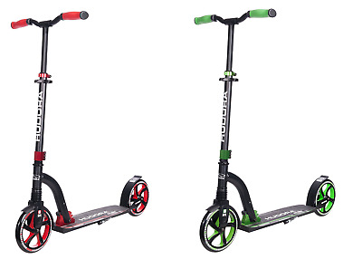 HUDORA Scooter Roller Big Wheel Flex 200 Tret-Roller City Roller Design