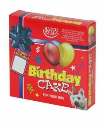 Hatchwell Birthday Cake for Dogs (12Pk)