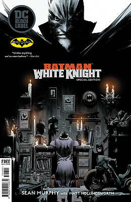 Batman White Knight Batman Day 2018 #1 Special Ed 15/09/2018