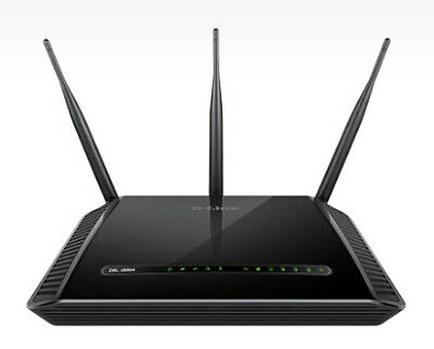 D-link Dual Band Wireless Ac1600 Vdsl2/ Adsl2+ Modem Router Dsl-2888a