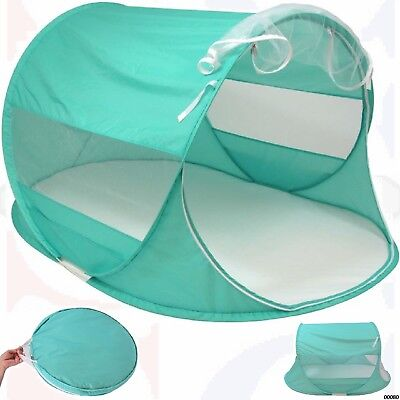 Baby Pop-Up Beach Tent Easy Carry Shade Super Dome 50+UPF Protect Child from Sun