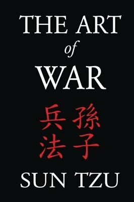 The Art of War by Sun Tzu (2017, Paperback)