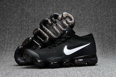 Baskets Nike Air Max 2018 Vapormax Black Noir Pointure 37.5 Neuves