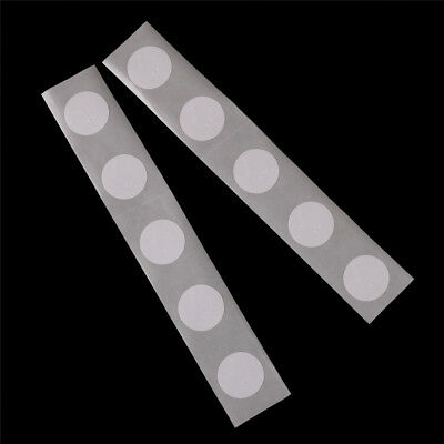 10X Ntag215 All NFC Tags Phone Available Adhesive Labels NFC Sticker**