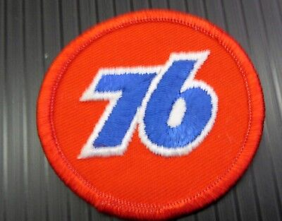 New Vintage Embroidered Union 76 Gas & Oil Patch