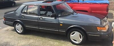1993 Saab 900 Turbo 16 Sedan Auto Jap Import Rhd, *extremely Rare Barn Find*