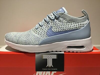 official photos 202ff 650a1 Nike Air Max Thea Ultra Flyknit ~ 881175 401 ~ Uk Size 8.5