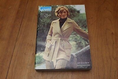 Vintage Montgomery Ward Catalog Fall and Winter 1973 1408 Pages Wards GUC