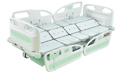 EZ-Turn Multi-functional Hospital Bed, Lateral Tilting Position to right & left