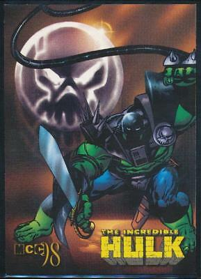 1998 Marvel Creator's Collection Trading Card #9 War