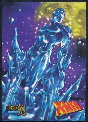 1998 Marvel Creator's Collection Trading Card #24 Iceman