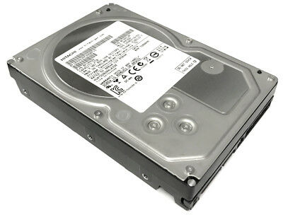 "Hitachi 2TB 32MB Cache 7200RPM 3.5"" SATA Hard Drive for CCTV DVR, NAS, PC/Mac"