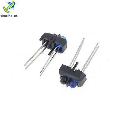 10PCS TCRT5000L TCRT5000 Reflective Optical Switch Infrared IR Optical Sensor NE