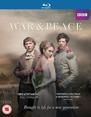 War And Peace Bd (UK IMPORT) Blu-Ray NEW